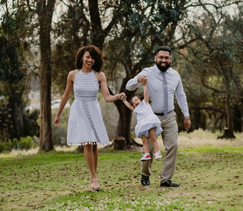 Ernesto Camacho & Family